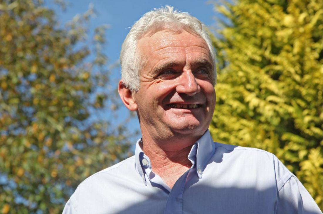 Daniel Moquet, fondateur du réseau